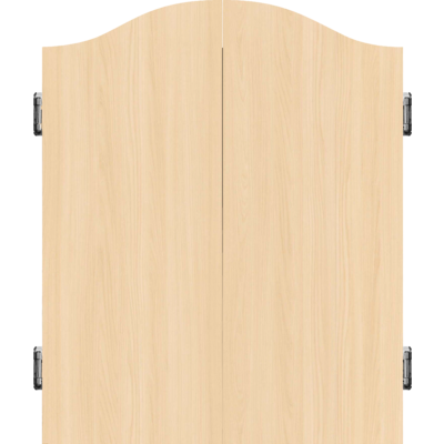 Mission Dartbord Deluxe Cabinet - Light Oak