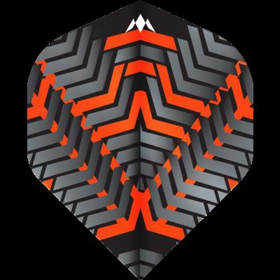Mission Vex NO2 Black & Orange