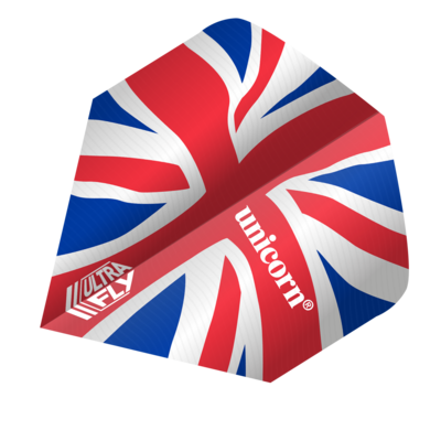 Unicorn Ultrafly Union Jack Wave Big Wing