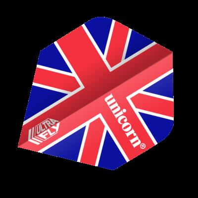 Unicorn Ultrafly Union Jack Flag PLUS