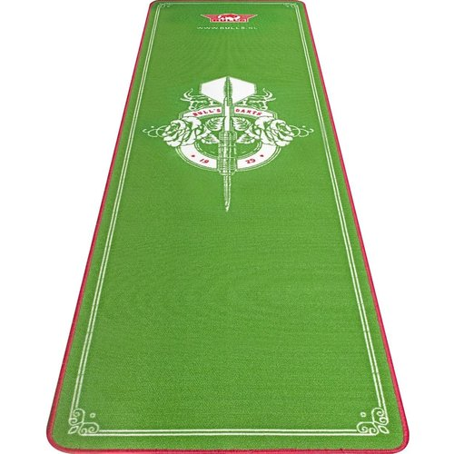 Bull's Bull's Carpet Mat Green 241x67 cm