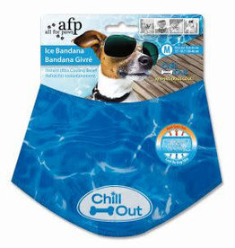All For Paws Chill Out Ice Bandana for Dogs