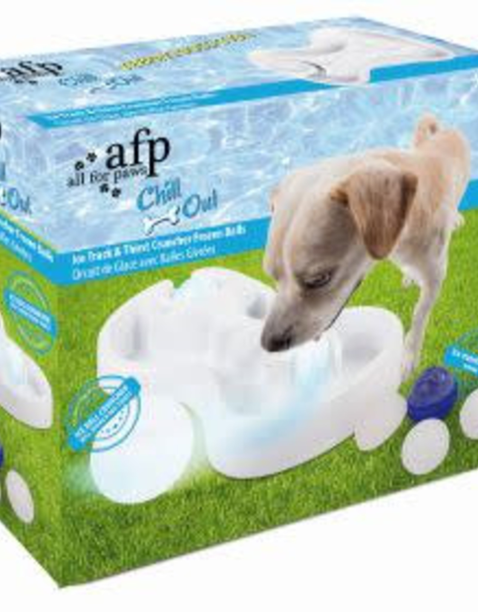 All For Paws Chill Out Ice Track Thirst Cruncher 47cm