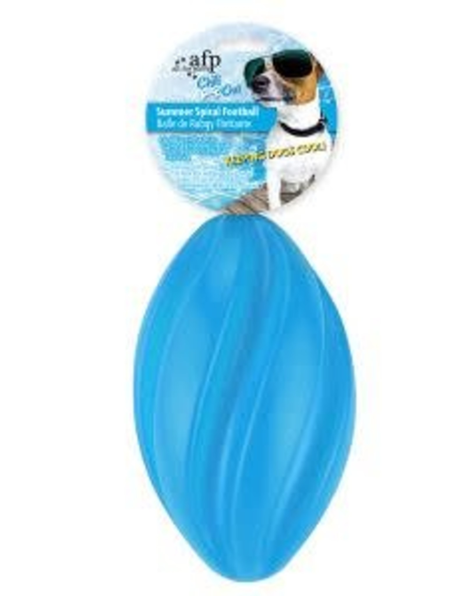 All For Paws Chill Out Spiral Football Blue***