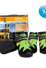 All For Paws Outdoor Dog All Road Boots, Green