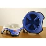 JW Anti-Skid Slow Feed Dog Bowl