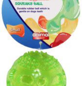 Animal Instincts Chewies Ball Dog Toy