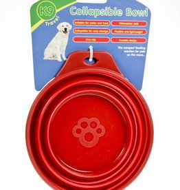 Animal Instincts Travel Collapsible Bowl 0.5 Litre