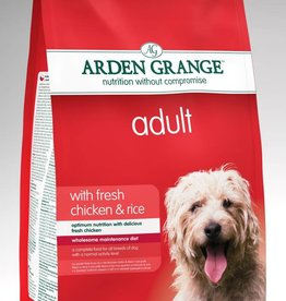 Arden Grange Adult Dog Food, Chicken & Rice