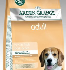 Arden Grange Adult Dog Food, Pork & Rice