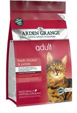 Arden Grange Grain Free Adult Cat Dry Food, Chicken & Potato