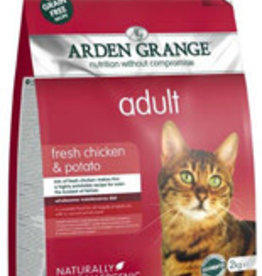 Arden Grange Grain Free Adult Cat Dry Food, Chicken & Potato