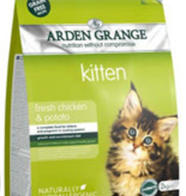 Arden Grange Grain Free Kitten Food, Chicken & Potato