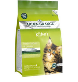 Arden Grange Grain Free Kitten Cat Dry Food, Chicken & Potato