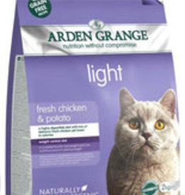 Arden Grange Grain Free Light Adult Cat Dry Food, Chicken & Potato