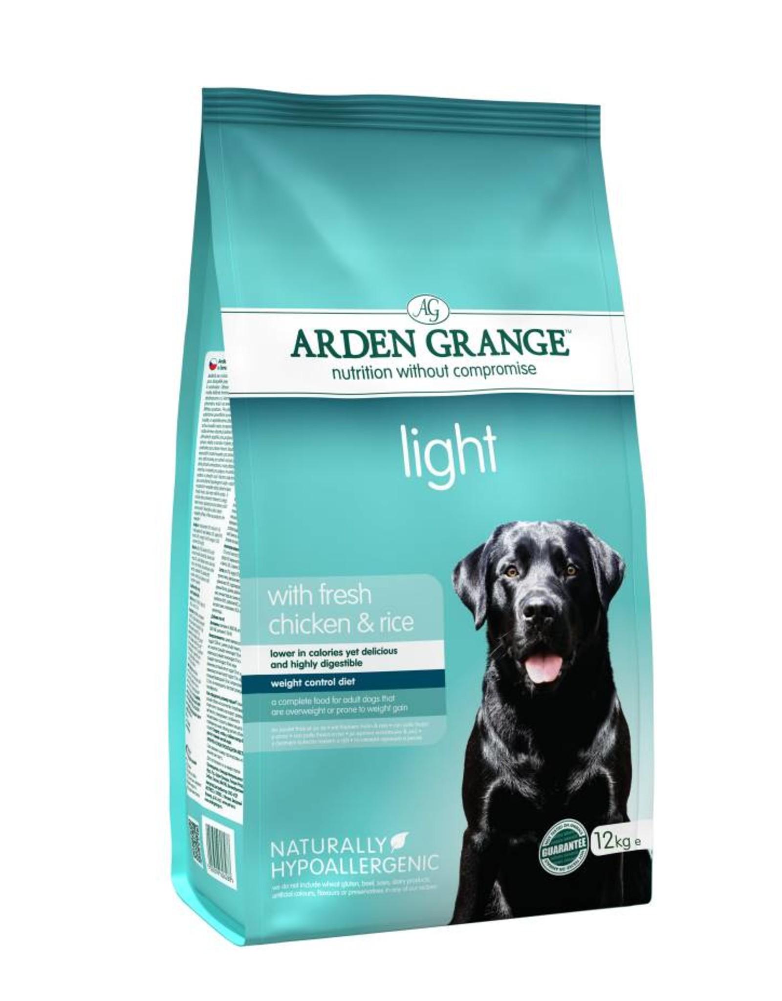 Arden Grange Light Adult Dog Dry Food, Chicken & Rice