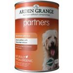 Arden Grange Partners Adult Wet Dog Food, Chicken, Rice & Vegetables 395g