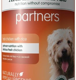 Arden Grange Partners Adult Wet Dog Food, Chicken, Rice & Vegetables 395g