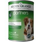 Arden Grange Partners Adult Wet Dog Food, Lamb, Rice & Vegetables 395g