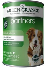 Arden Grange Partners Adult Wet Dog Food, Lamb, Rice & Vegetables 395g