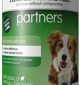 Arden Grange Partners Wet Dog Food, Lamb, Rice & Vegetables 395g