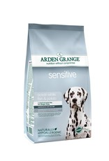 Arden Grange Sensitive Adult Dog Dry Food, Ocean White Fish & Potato