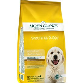 Arden Grange Weaning & Puppy Dog Dry Food, Chicken & Rice
