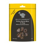 Billy + Margot Venison Marrow Bone Dog Treats, 300g