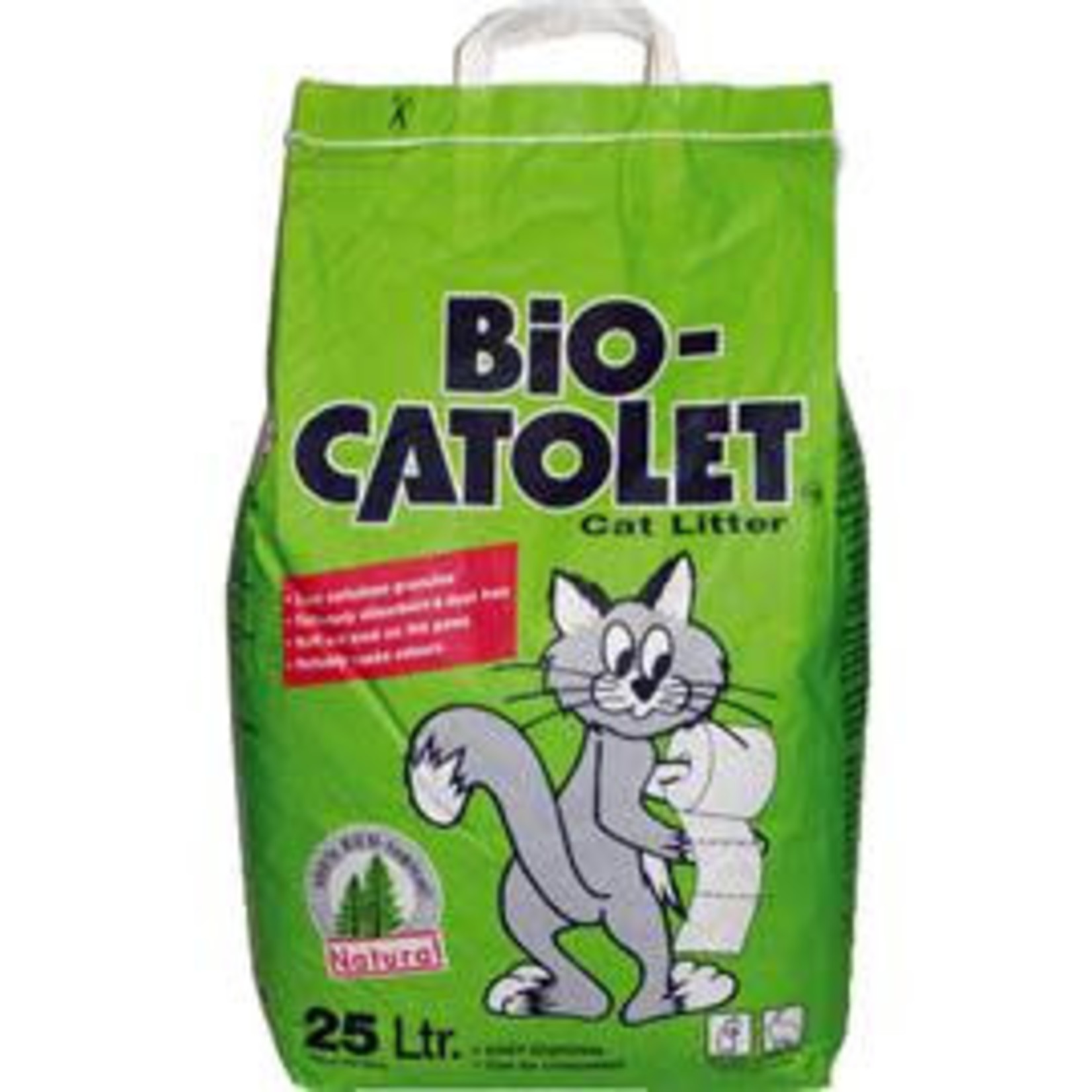 Bio-Catolet Bio Catolet 100% Recycled Paper Cat Litter