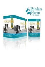 Burns Penlan Farm Dog Wet Food Pouch Complete Lamb Brown Rice & Veg 400g, Box of 6