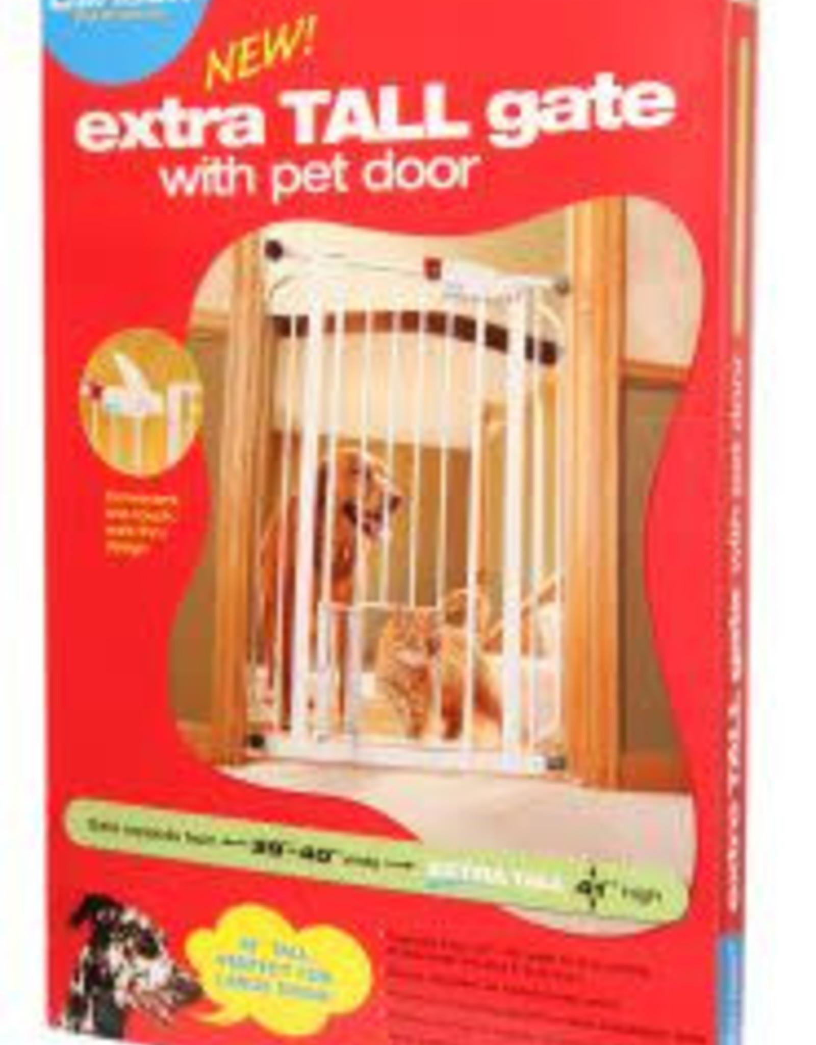 Extra Tall Dog Gate  74x102x104cm