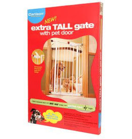 Extra Tall Dog Gate, 74x102x104cm