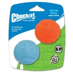Chuckit! Fetch Ball Dog Toy, Small 4.8cm, 2 pack