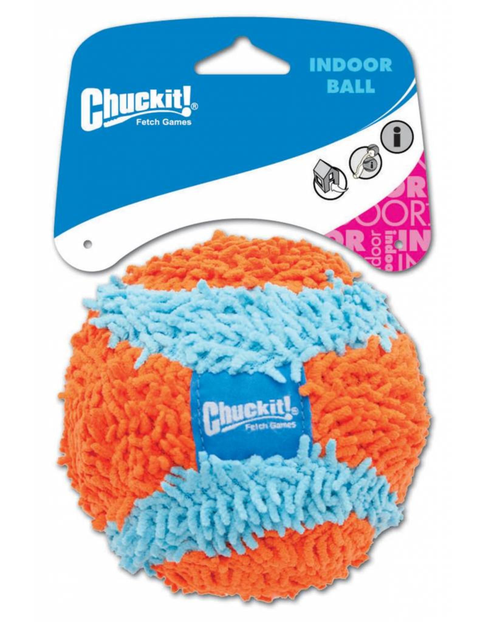 Chuckit Indoor Ball Dog Toy, 11cm