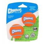 Chuckit! Tennis Ball Dog Toy, Small 4.8cm, 2 pack