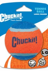 Chuckit Tennis Ball Dog Toy, Large 7.3cm