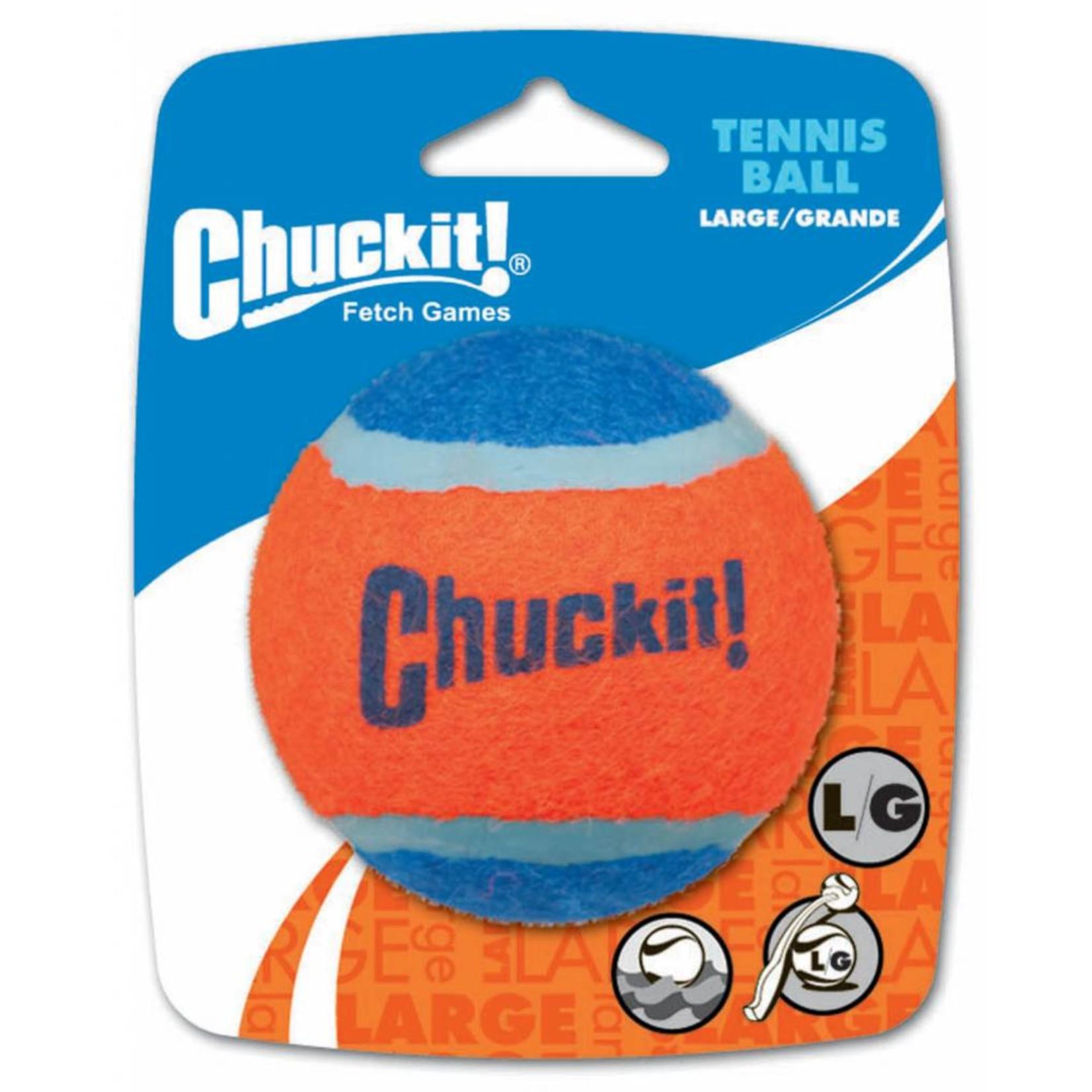 Chuckit! Tennis Ball Dog Toy, Large 7.3cm