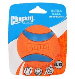 Chuckit Ultra Ball Dog Toy, Large 7.3cm