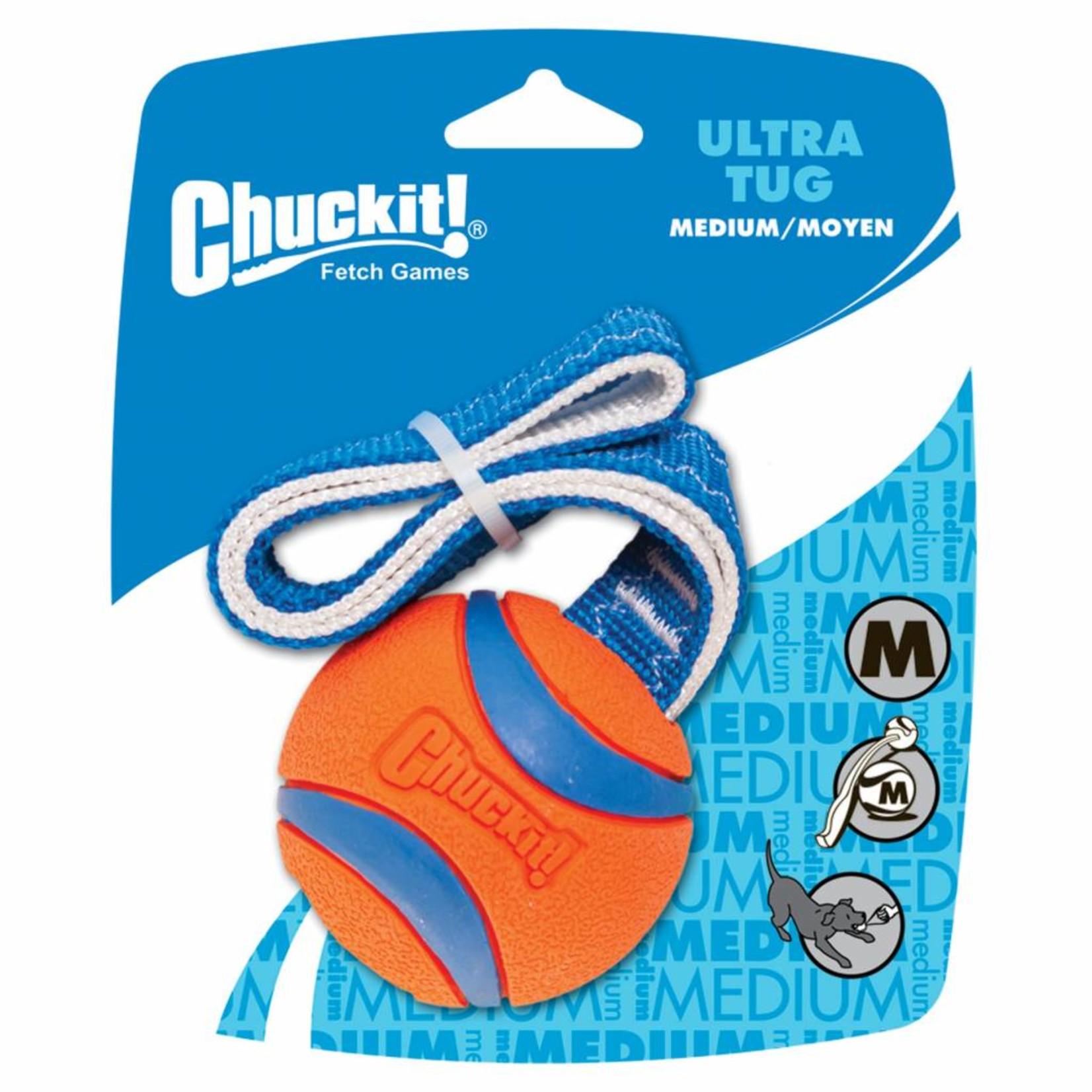 Chuckit! Ultra Tug Dog Toy, Medium 6.5cm