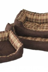 Cosipet Chequers Kalahari Rectangular Dog Bed
