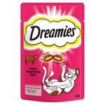 Dreamies Cat Treats Beef, 60g