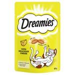 Dreamies Cat Treats Cheese, 60g