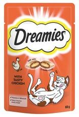 Dreamies Cat Treats Chicken 60g