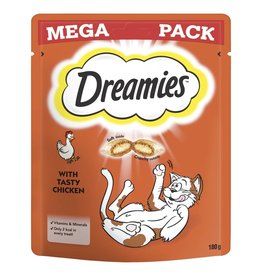 Dreamies Cat Treats Mega Pack Chicken 200g