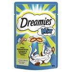 Dreamies Cat Treats Salmon & Tuna, 60g