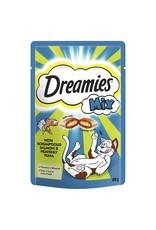 Dreamies Cat Treats Salmon & Tuna 60g