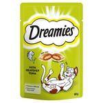 Dreamies Cat Treats Tuna, 60g