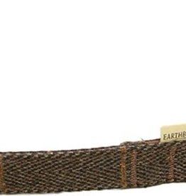 Earthbound Tweed Dog Lead in Brown