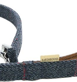 Earthbound Tweed Lead, Navy