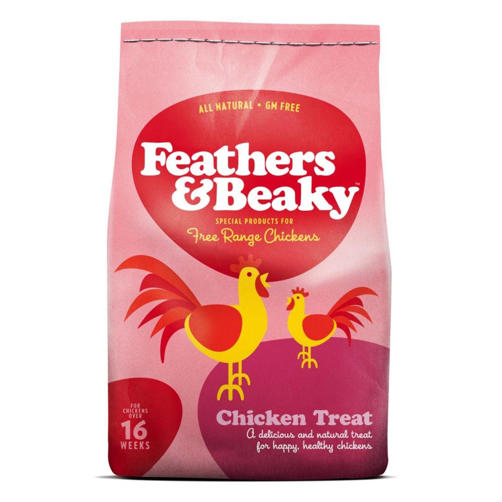 Feathers & Beaky Free Range Chicken Treat, 5kg